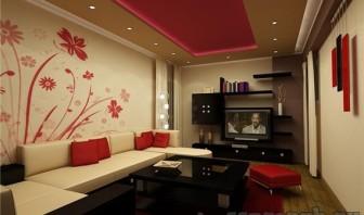 Дизайн гостиной комнаты