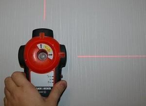 лазерный строительный уровень