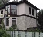 Облицовка фасада дома