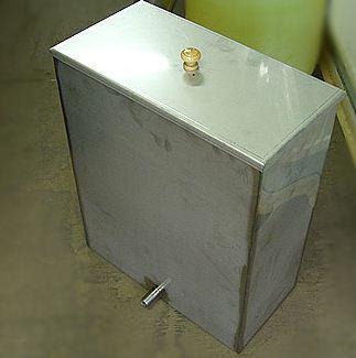 расширительный бак для открытой системы отопления