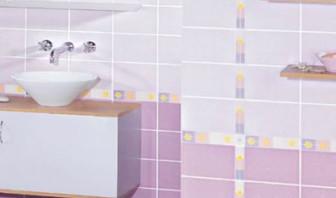 Кафельная плитка для ванной комнаты